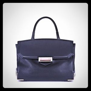 Alexander Wang Large Marion leather bag satchel